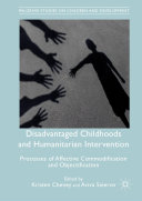 Pdf Disadvantaged Childhoods and Humanitarian Intervention Telecharger