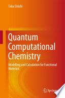 Quantum Computational Chemistry Book PDF
