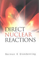 Direct Nuclear Reactions Book
