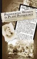 Pioneering Women in Plant Pathology