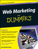 """""""Web Marketing For Dummies"""" by Jan Zimmerman"""