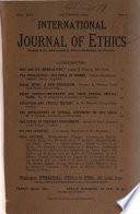 International Journal of Ethics