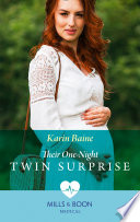 Their One Night Twin Surprise  Mills   Boon Medical