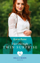 Their One-Night Twin Surprise (Mills & Boon Medical)