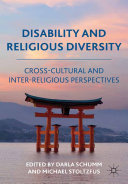 Disability and Religious Diversity Book