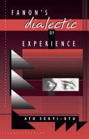 Fanon's Dialectic of Experience [Pdf/ePub] eBook