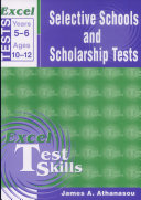 Excel Practice Selective Schools and Scholarship Tests