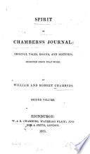 Spirit of Chambers's Journal Pdf/ePub eBook