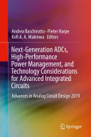 Next Generation ADCs  High Performance Power Management  and Technology Considerations for Advanced Integrated Circuits