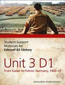 Edexcel A2 Unit 3