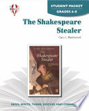 The Shakespeare Stealer Student Packet