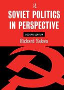 Soviet Politics