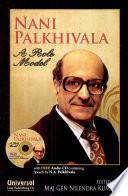 Nani Palkhivala A Role Model