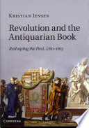 Revolution and the Antiquarian Book