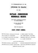 Bataan Corregidor Memorial Bridge