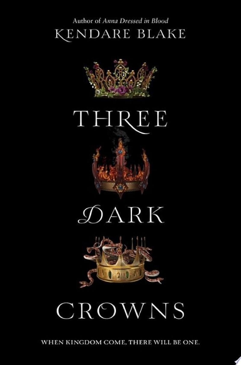 Three Dark Crowns image