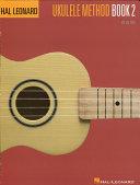 Hal Leonard Ukulele Method Book 2 (Music Instruction)