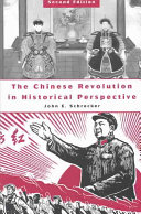 The Chinese Revolution in Historical Perspective