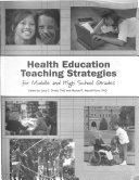 Health Education Teaching Strategies for Middle and High School Grades Book PDF