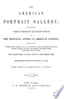 The American Portrait Gallery