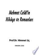 Mehmet Celal'in hikâye ve romanları