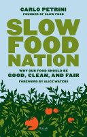 Slow Food Nation [Pdf/ePub] eBook