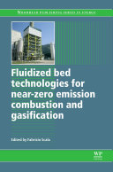 Fluidized Bed Technologies for Near-Zero Emission Combustion and Gasification Pdf