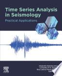 Time Series Analysis in Seismology Book