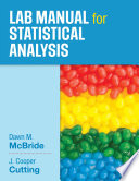 Lab Manual for Statistical Analysis Book