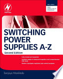 Switching Power Supplies A   Z Book