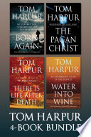 Tom Harpur 4 Book Bundle