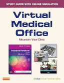 Virtual Medical Office For Insurance Handbook For The Medical Office Access Code