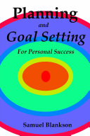 Planning And Goal Setting For Personal Success