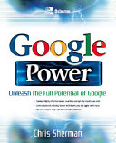 Google Power Book PDF
