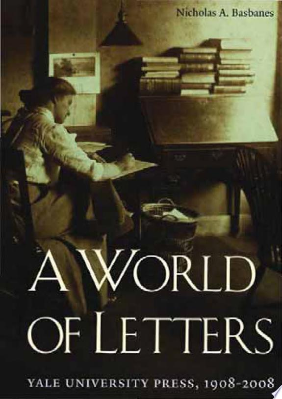 A World of Letters