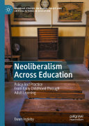 Neoliberalism Across Education