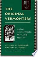 The Original Vermonters