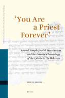 You Are a Priest Forever