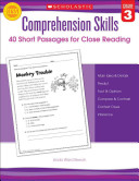 Forty Short Passages For Close Reading Grade 3