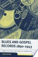 Blues & Gospel Records, 1890-1943