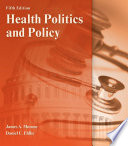 Health Politics and Policy