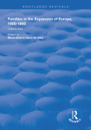 Pdf Families in the Expansion of Europe,1500-1800 Telecharger