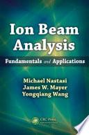 Ion Beam Analysis