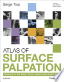 Cover of Atlas of Surface Palpation