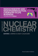 Handbook of Nuclear Chemistry  Radiochemistry and radiopharmaceutical chemistry in life sciences