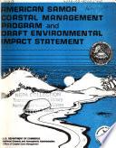 American Samoa Coastal Management Program