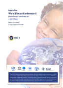 Report of the World Climate Conference 3 Book