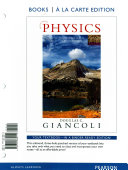 Physics  Principles with Applications  Books a la Carte Edition   Modified Masteringphysics with Pearson Etext    Valuepack Acc