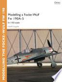 Modelling a Focke Wulf Fw 190A 5