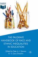 Pdf The Palgrave Handbook of Race and Ethnic Inequalities in Education Telecharger